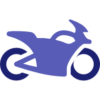 GEBCO motorcycle insurance icon