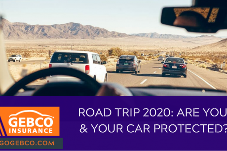 road trip 2020 are you and your car protected